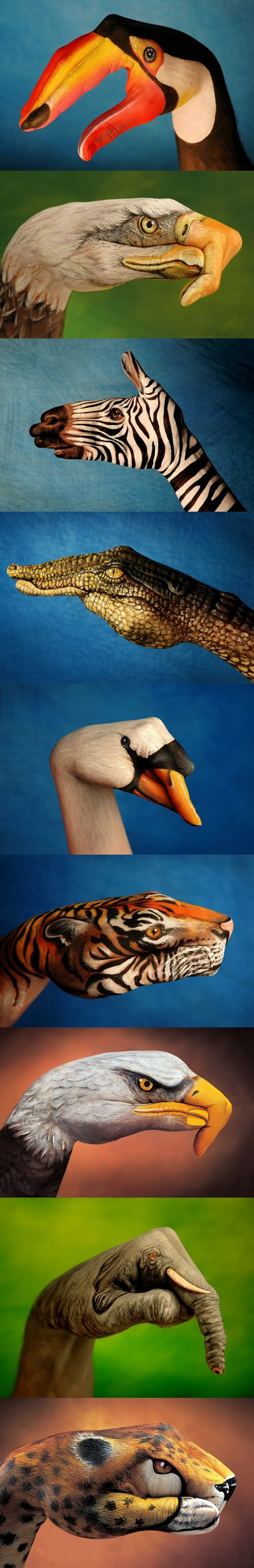 Guido Daniele Hand Art