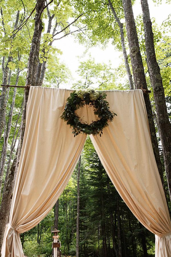 altar bosque