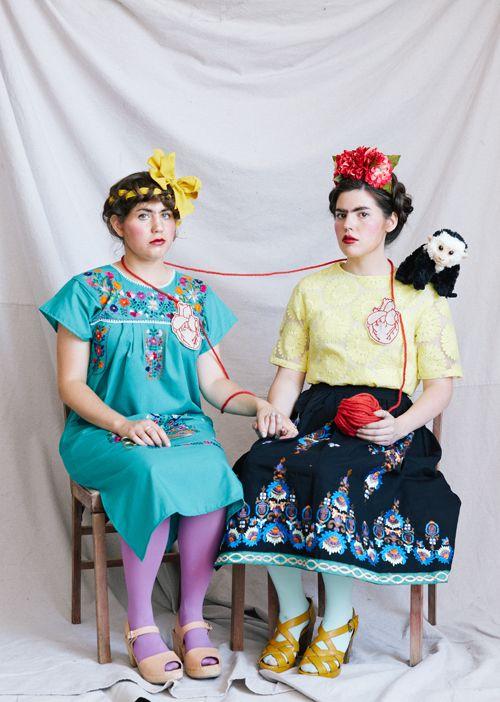 disfraz Frida Kahlo