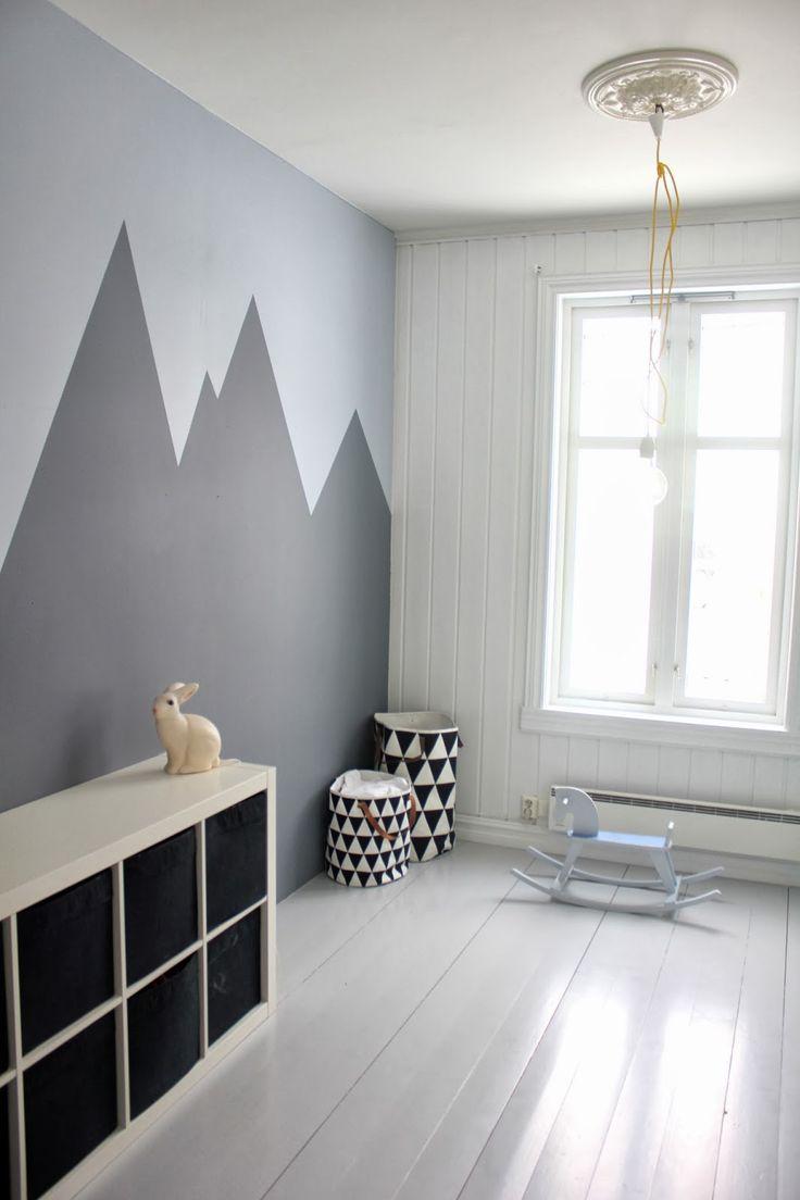 ideas-originales-para-pintar-tus-paredes-montañas
