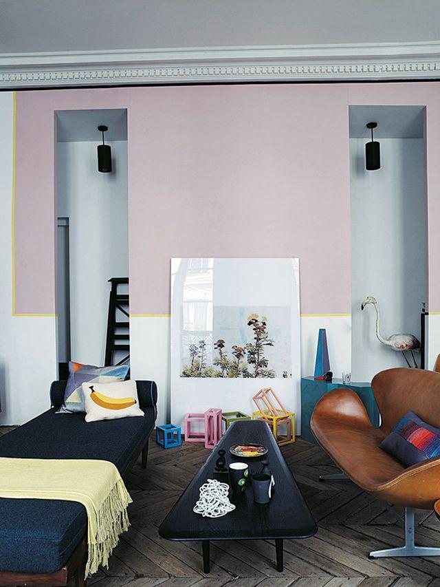 ideas-originales-para-pintar-tus-paredes-rosa