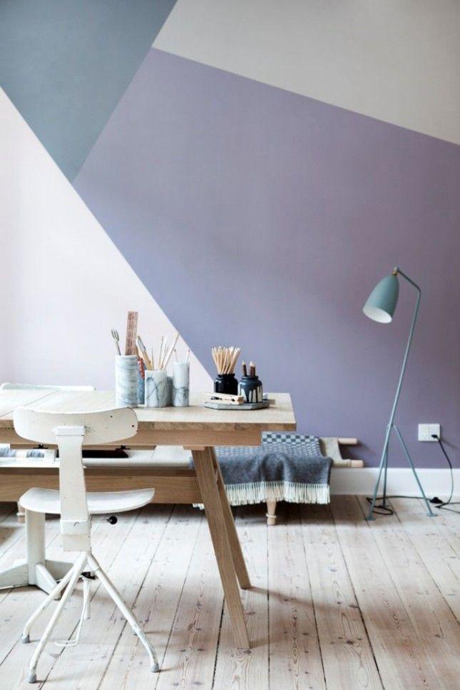 ideas-originales-para-pintar-tus-paredes-violeta