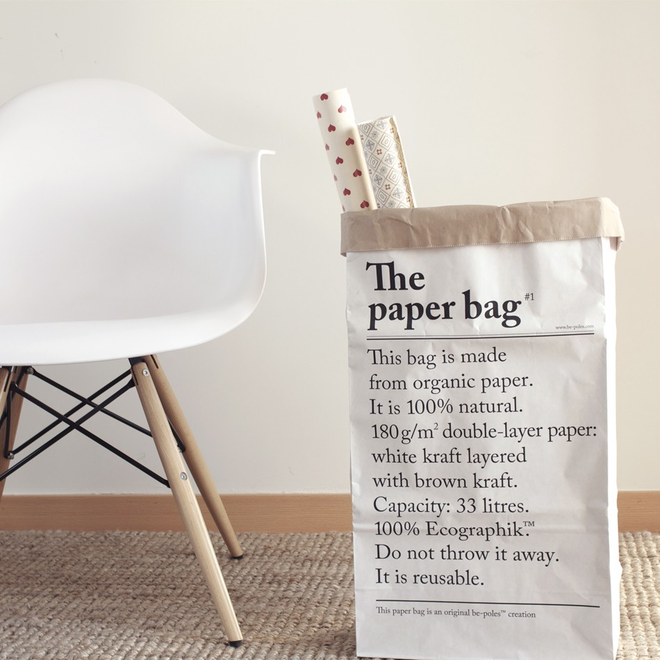 le sac en papier the paper bag. Black Bedroom Furniture Sets. Home Design Ideas