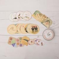 Pack stickers Pinocchio