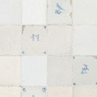Papel de Pared Azulejos