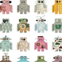 Papel de Pared Robot