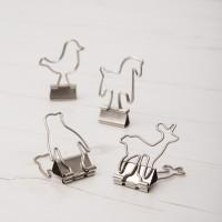 Set clips animales II