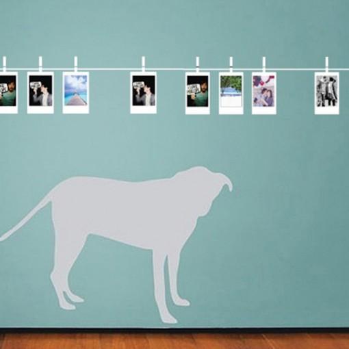 """Vinilo """"Polaroid"""""""