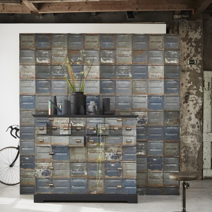 PAPEL DE PARED INDUSTRIAL DARK