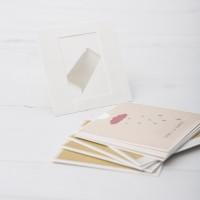 Mini archivador marcos paspartús