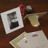 Mini archivador fotos marcos